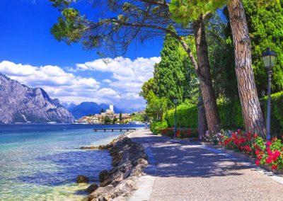 Malcesine Lago di Garda tour International Limousine Service